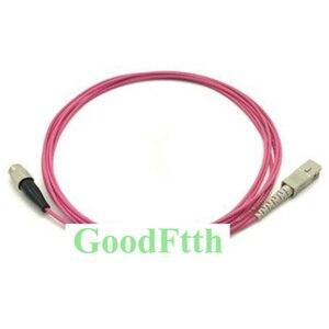 Image 1 - Fiber Patch Cord Kabel FC SC SC FC Multimode OM4 Simplex GoodFtth 20 100m