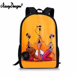 Nowych dzieci torby szkolne abstrakcyjne afryki malowanie plecak szkolny dziewczyny książka dla dzieci plecak dla dzieci Mochilas Escolares z torby niestandardowe 1