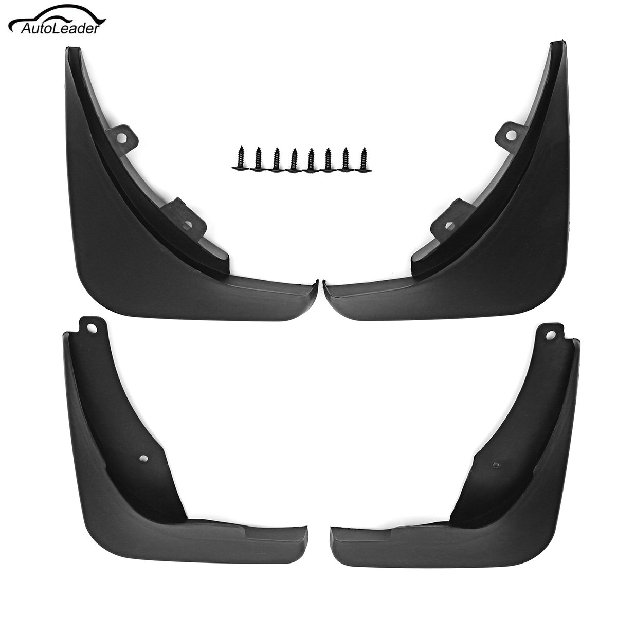 4pcs car Front Rear Mud Flap Mudguards for Vauxhall Opel Astra J /Buick Verano 2010-2016 предупреждающие индикаторы pawaca rear end buick