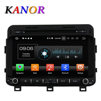 KANOR 8 Core Android 6 0 2G Car DVD Video Player For KIA K5 2014 2015