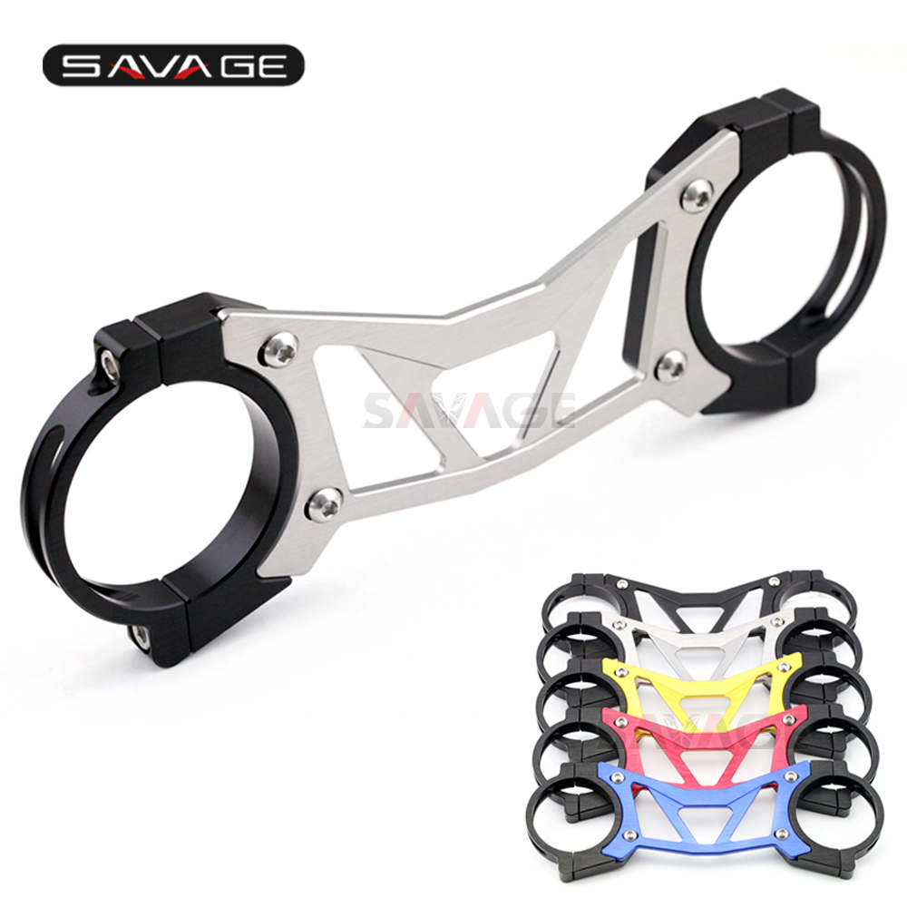 BALANCE SHOCK FRONT FORK BRACE For Bajaj Pulsar 200 NS/AS/RS 200NS 200RS 200AS 2012-2017 Motorcycle Accessories for bajaj pulsar 200 ns as rs 200ns 200rs 200as balance shock front fork brace motorcycle accessories cnc aluminum 5 colors