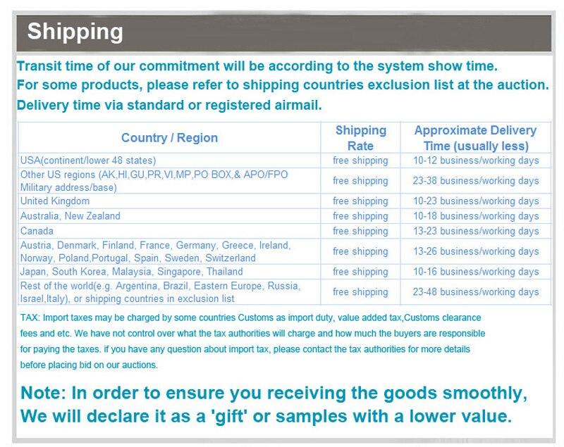 2 shipping
