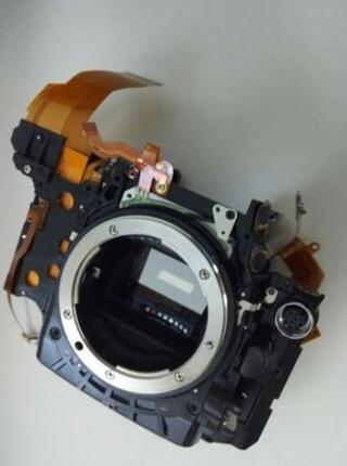 New D810 Mirror Box Main Body With Aperture Unit For Nikon D810 Box D810 Small Body Slr D810 Camera Repair Parts
