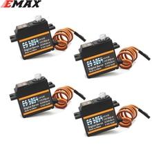 Emax ES3054 17g 3.5 كجم 0.13sec 23T المعادن والعتاد أجهزة رقمية لطائرة RC ترقية ES3154