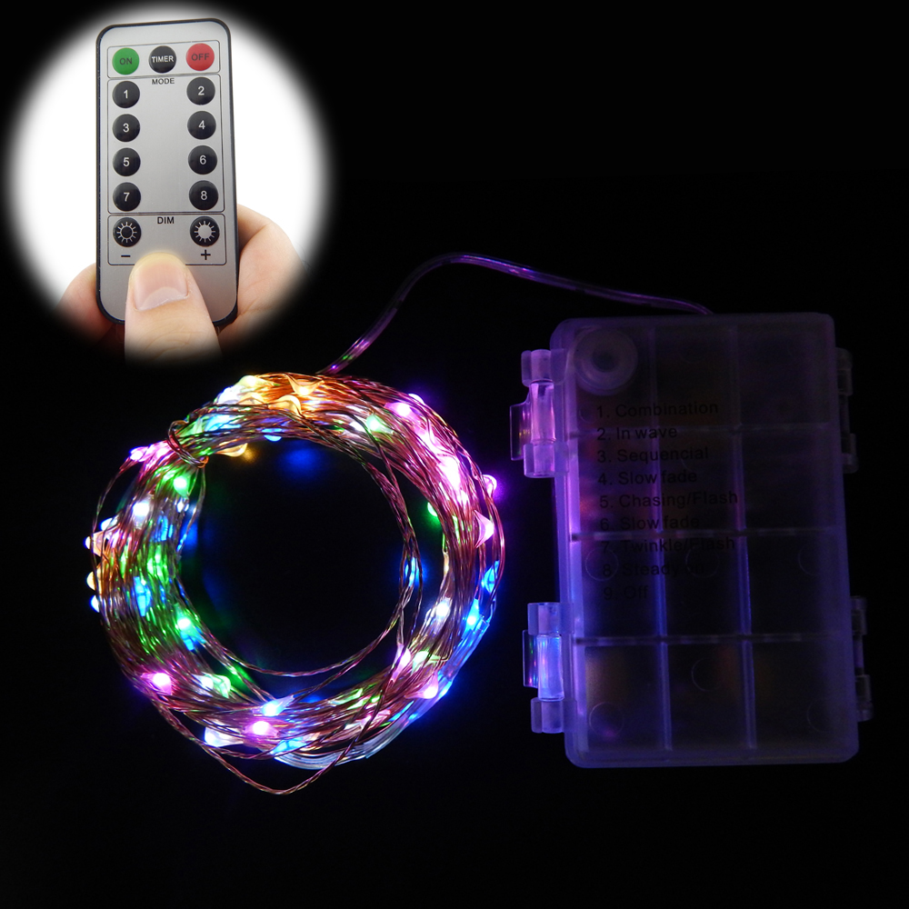 Remote Control Battery Operated Lights