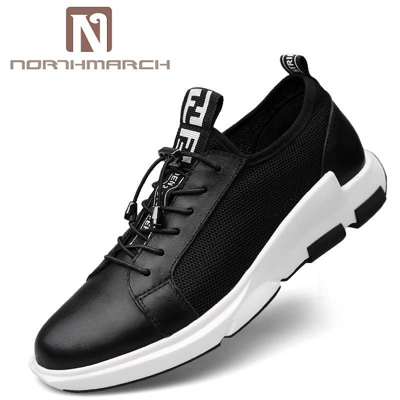 NORTHMARCH Men Casual Shoes Lightweight Breathable Flats Men Shoes Footwear Loafers Sneakers Zapatos Hombre Chaussure Homme цена