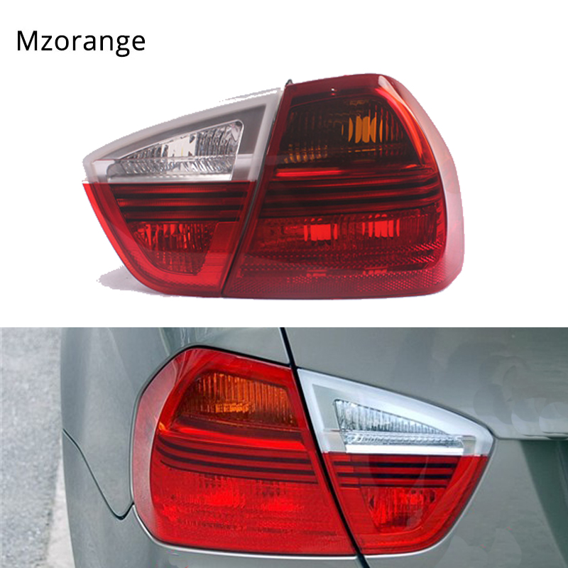 Tail Light for BMW E90 E91 E93 E92 316i 318i 320i 323i 325i 328i 330i 335i 2004 2008 Rear turn signal brake light Inner Outer in Car Light Assembly from Automobiles Motorcycles