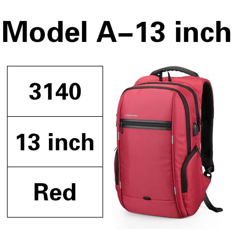 Model-A-13inch red