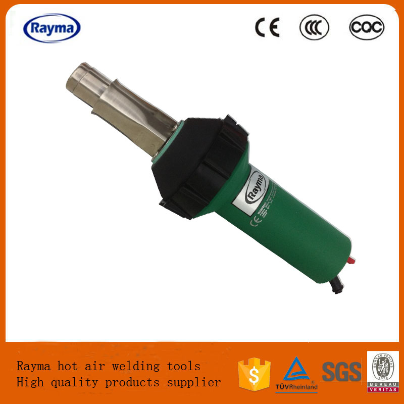 2017 new high quality best price for hot air welding gun heat air gun 1550W plastic