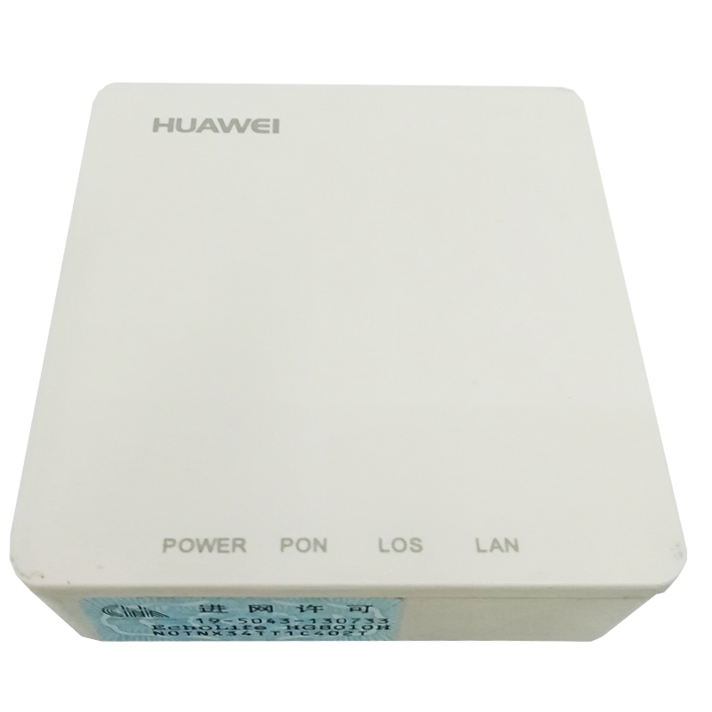 Image 2 - New HUA WEI HG8010H wireless Gpon Terminal wireless ONU with 1 GE ethernet ports, SC APC interface English Firmware,EU plugs-in Fiber Optic Equipments from Cellphones & Telecommunications