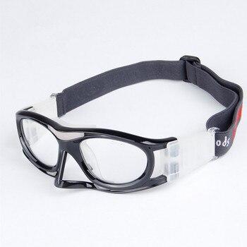 8d6ee679cf Gafas de gafas 859 baloncesto Fútbol Tenis deporte gafas a prueba de golpes  a prueba transpirable gafas de seguridad
