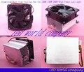 Free Shipping  Aluminium Heat Sink Cooling Fan for 100W 150W 200W High Power Led Light  Heat Sink Cooling Fan