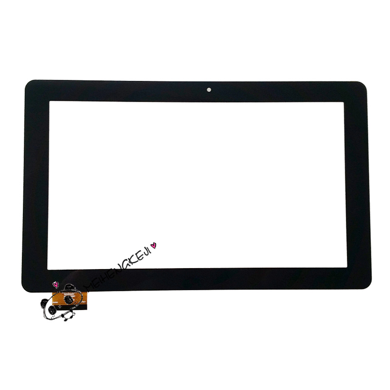 New 10.1 inch Digitizer Touch Screen Panel glass For eSTAR GRAND HD QUAD CORE MID1158R MID1128R tablet PC Free shipping new touch screen digitizer panel glass sensor replacement for 10 1 estar grand hd quad core mid1128r mid1128b tablet free ship