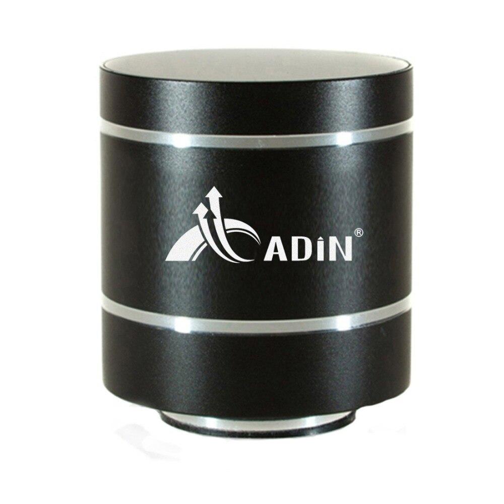 ADIN 15W Діріл дауыс зорайтқышы Bluetooth Mini - Портативті аудио және бейне - фото 2