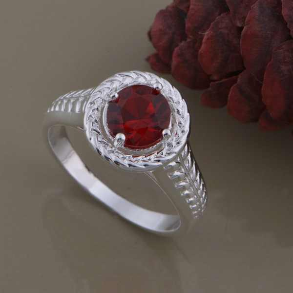 wholesale High quality silver Fashion jewelry rings WR-1005