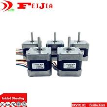 1 pcs 17HS4401  4-lead Nema 17 Stepper Motor 42BYGH 40mm 1.7A for 3D printer