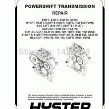 Hyster сплошная шина грузовика руководства по ремонту