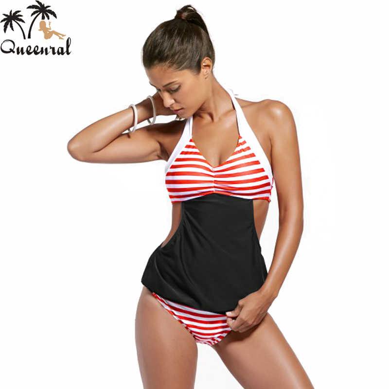 8c4c33debffec Tankini underwear Large Size underwear Female plus size bathing suit suit  tankini swimsuits trikini set monokini