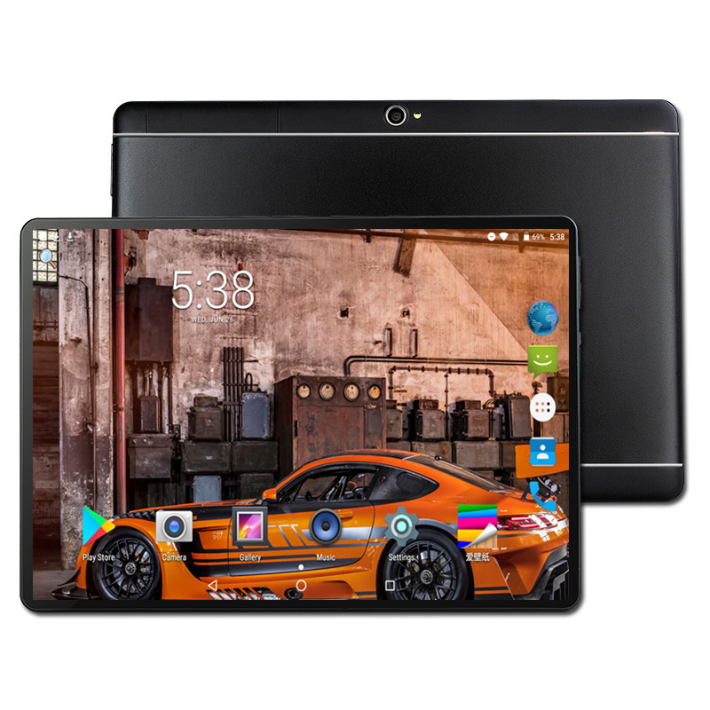 2019 K990 Octa Core 10.1 Inch Tablet MTK8752 Android Tablet 4GB RAM  64GB ROM Dual SIM Bluetooth GPS Android 9.0 10 Tablet PC