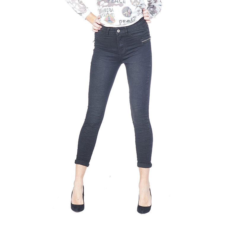 My Will Jeans   Skinny Jeans Women's Denim Tight Women's Pants With Women's High Waist 1160 Made In China