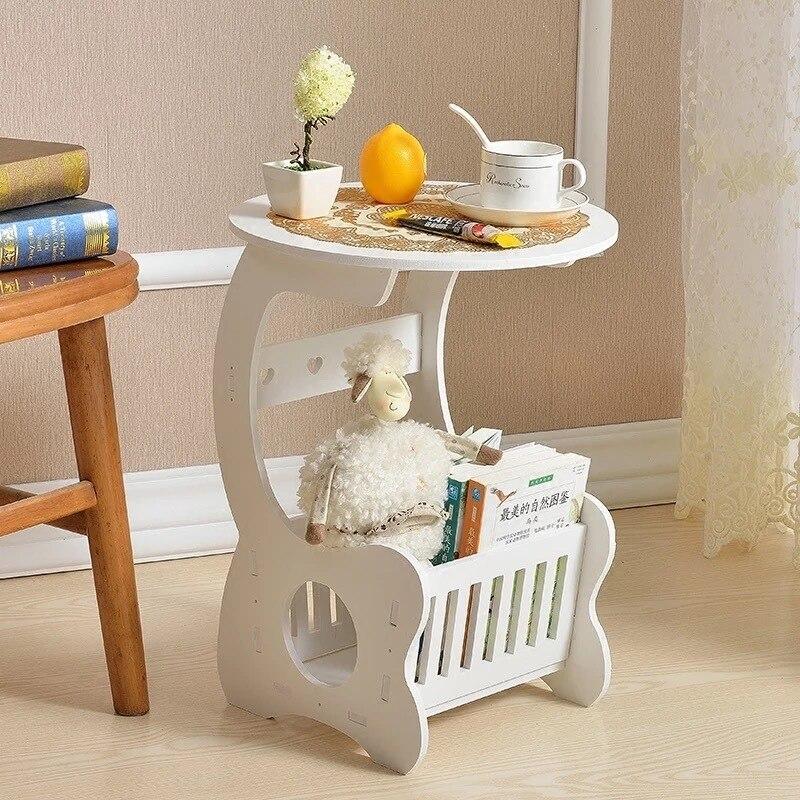 Magazine, Table, Tea, Hollow, Rack, Storage