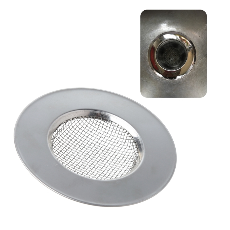 Kitchen Stainless Steel Sink Strainer Disposer Plug Drain Stopper Filter