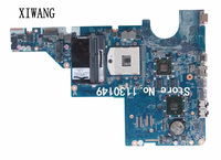 595183 001 Free Shipping For HP motherboard CQ42 G42 G62 CQ62 laptop motherboard DAOAX1MB6F0 DA0AX1MB6H0 100% Fully Tested
