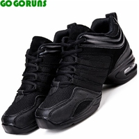 Modern Dance Shoes Women Mesh Soft Sole Shoes Square Dance Sneakers Shoes 1274