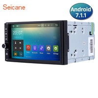 Seicane 7 Inch Android 7 1 Universal Car Radio GPS Navigation Bluetooth Support 4G WIFI Network