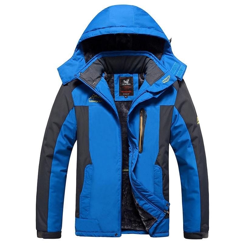Зимска јакна, мушкарци, велика - Мушка одећа - Фотографија 3