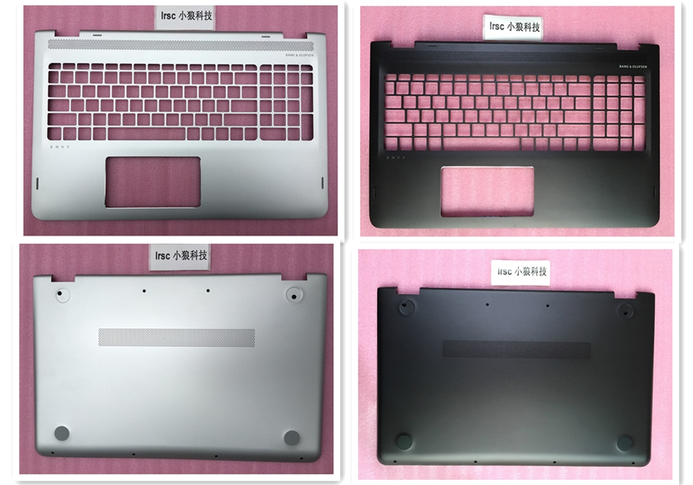 New Original For HP ENVY 15 X360 M6-ar004dx M6-aq005dx Top Cover Palmrest Upper Case +Bottom Base Cover Case original new 15 6laptop lower case for hp omen 15 5000 series bottom cover base shell 788598 001 empty palmrest 788603 001