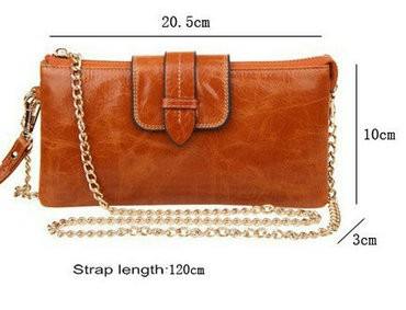 Wallets for women brown