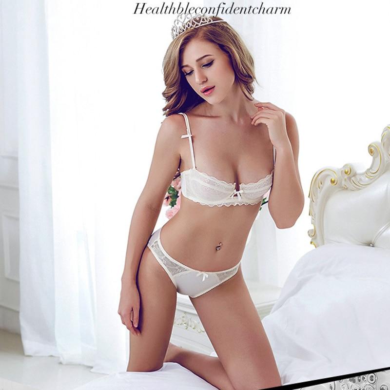 Japón Corea tentación ultra delgado cordón del sujetador de Sexy-6258