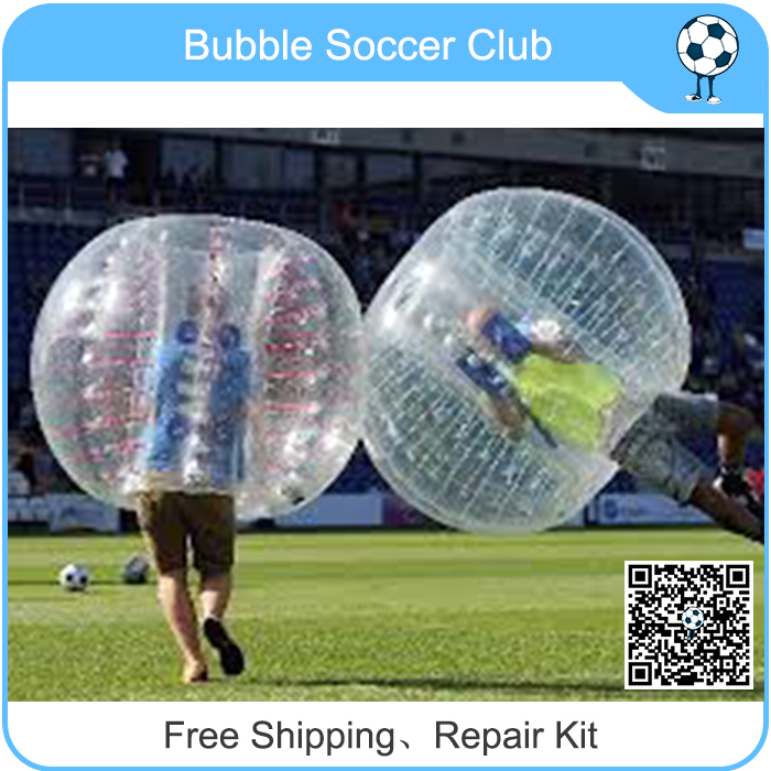 Adult sized Inflatable Bumper Ball For bubble football court are made with TPU material cheapest crazy best material tpu inflatable body bumper ball bubble soccer ball bubble ball for football