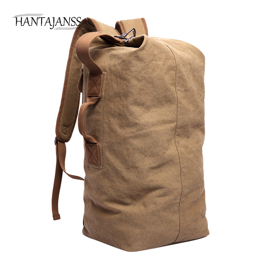 HANTAJANSS Men Travel backpack Large capacity laptop backpacks Teenagers school bag Back bags Oxford knapsack luggage for men brand stylish travel backpack for men canvas luggage bag casual large capacity shoulder laptop backpacks teenagers travel bag