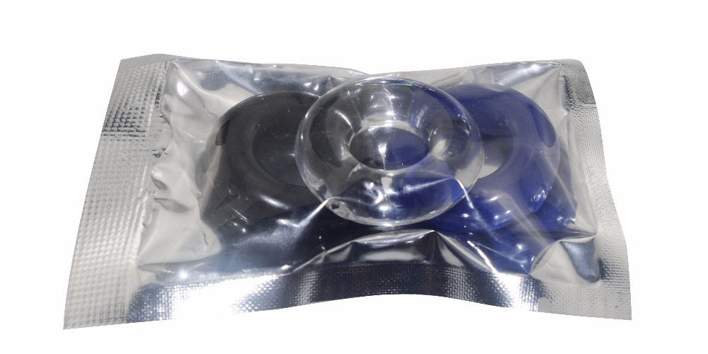 3PCS Penis Erection Ring Delaying Ejaculation Cock Rubber Rings Sex Toys for Man Lock Ejaculation Sex Rings (3)