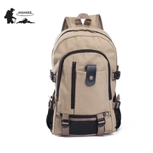 HIGHSEE 2018 Laptop Daypack Backpack Men Sport Bag Mochila Feminina Man s Travel School Bags Backpack