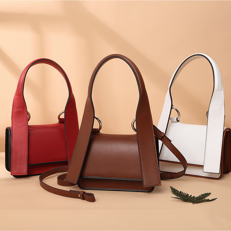 2018 new leather handbags tide Europe and  United States fashion Napa leather bag with a shoulder handbag ladies small package yuanyu 2018 new hot free shipping python leather handbag leather handbag snake bag in europe and the party hand women bag