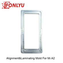China CNC Cut Precision Mold Alignment Mould For Xiaomi MI A2 LCD Repairing Good ,Quality Laminating Mold high precision metal mold mould for samsung s6 edge g9250 lcd screen laminating and positioning alignment