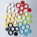 Tri-Непоседа Игрушки Пвх EDC Руки Spinner Spinner For Rotation Долгое Время Гибридный керамический Подшипник Анти-Стресс Игрушки Весело 4 Цвет