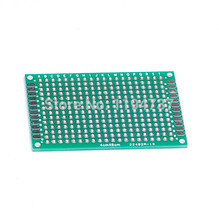 5PCS 4*6cm Double Side Copper Prototype PCB Universal 4x6cm Board
