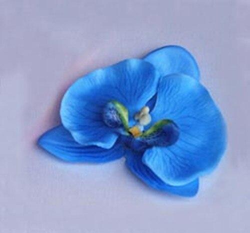 Achetez En Gros Artificielle Bleu Orchides En Ligne Des