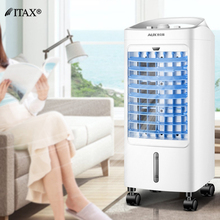 Household air conditioning fan single cold moving cold fan refrigerator small air conditioner S-X-1163A стоимость