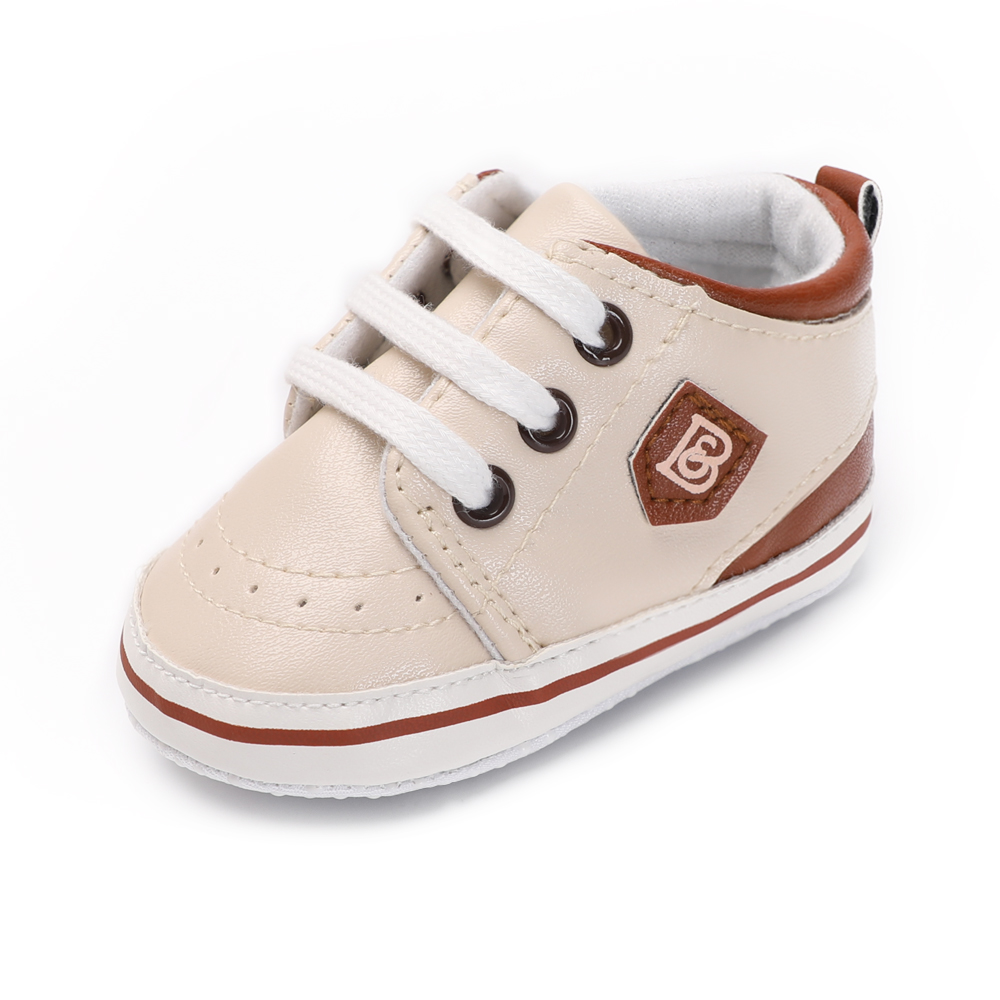 0-18 Months Baby Boy Shoes New Classic PU Leather Newborn Baby Shoes For Boy Prewalker Sneakers Child Kids Shoes  3 Color