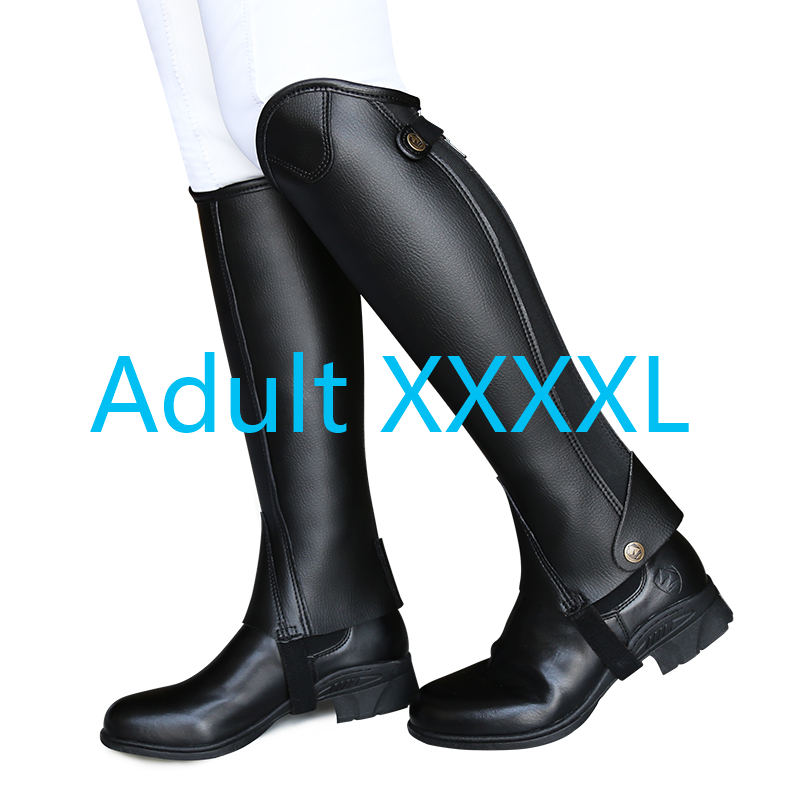 Ультра-Волоконный наездник, защита ног для верховой езды, удобные и износостойкие наездники, оборудование XXXXL для взрослых и детей - Цвет: Роза