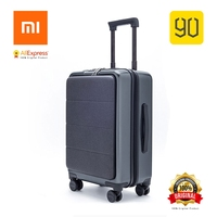 90 Original Suitcase 20 Inch 36L New Model LGBU2003RM Bayer PC Material TSA Double Lock
