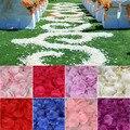 2000pcs/lot Artificial Wedding Rose Petals Flower Petals Wedding Supplies Favor Party Decoration Carpet Wedding Accessories