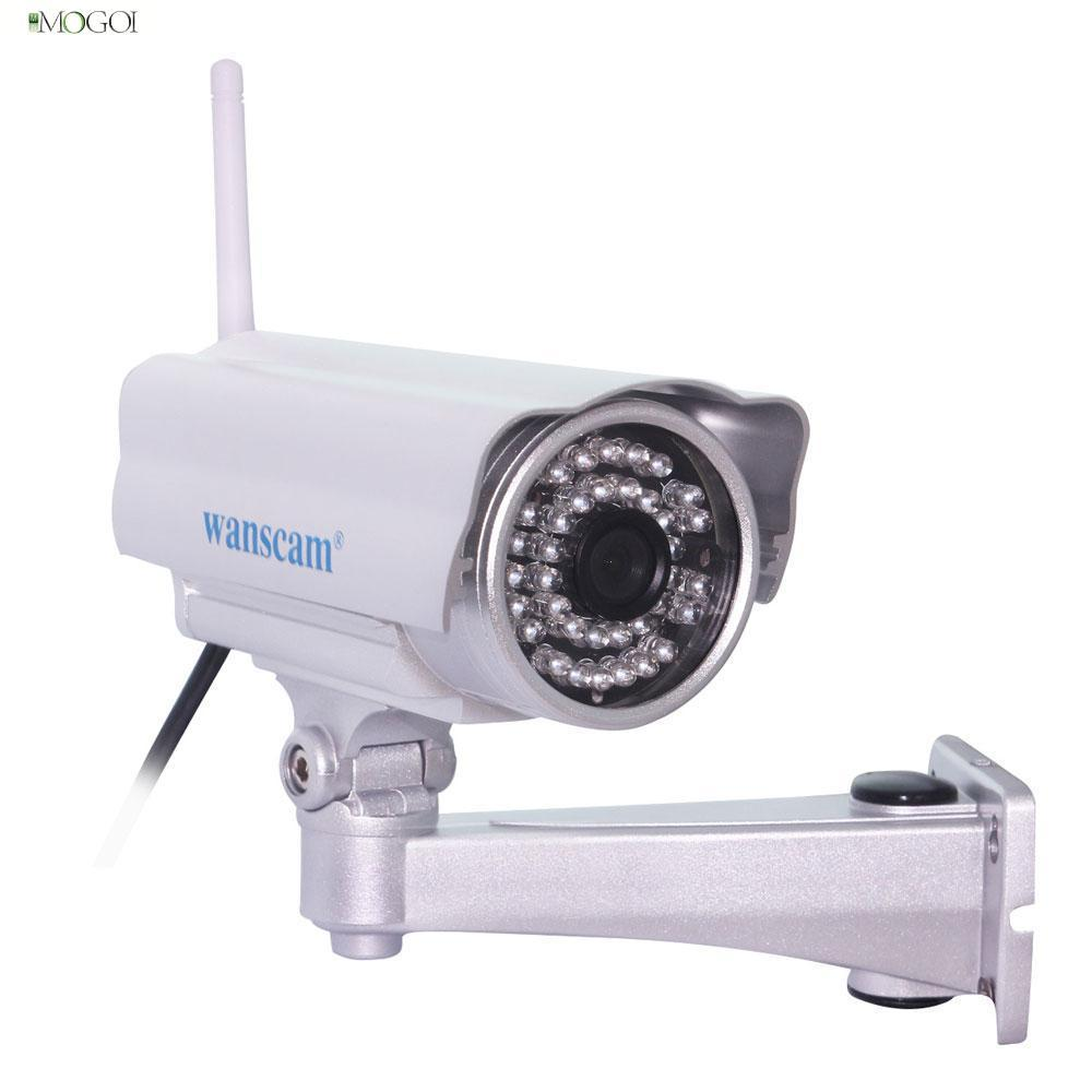 4x//2x WIFI Wireless 720P HD IR-CUT Outdoor CCTV Home Security IP Camera Webcam