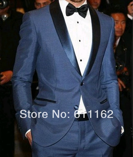 Navy Blue Wedding Suits for Groom – fashion dresses
