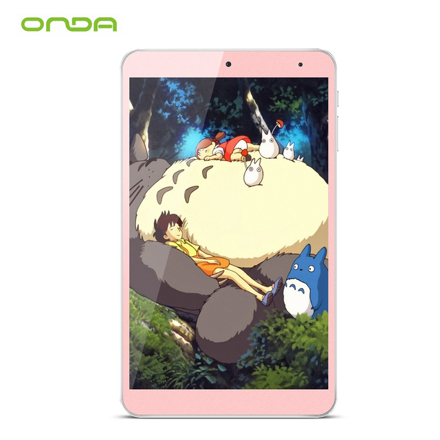 Onda v80 se android 5.1 tablet pc 8.0 ''1920*1200 ogs ips экран Intel Baytrail Z3735F Quad Core 2 ГБ + 32 ГБ Две камеры таблетки
